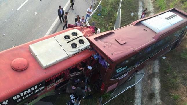 Danh tính 24 nạn nhân thương vong trong vụ tai nạn ở cao tốc Nội Bài - ảnh 1