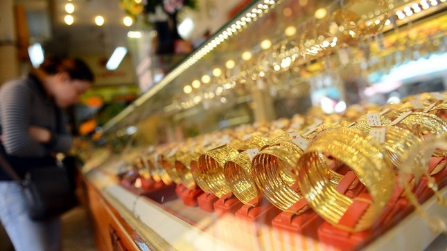Giá vàng hôm nay 22/12: Vàng SJC tiếp tục tăng nhẹ  - ảnh 1