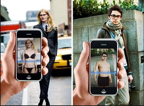 Trung Quốc phát triển công nghệ nhìn xuyên thấu quần áo - ảnh 1