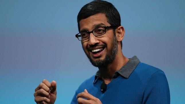 Vì sao Tổng giám đốc Google chọn đến Việt Nam? - ảnh 1