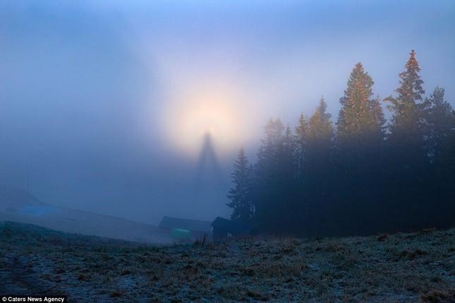 Ngỡ ngàng những hình ảnh như 'thiên thần' xuất hiện trên bầu trời - ảnh 4