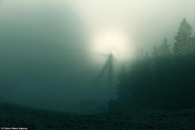 Ngỡ ngàng những hình ảnh như 'thiên thần' xuất hiện trên bầu trời - ảnh 5