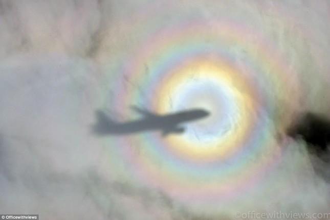 Ngỡ ngàng những hình ảnh như 'thiên thần' xuất hiện trên bầu trời - ảnh 8
