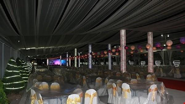 Đám cưới xa hoa của công tử Bạc Liêu thời nay khiến dân mạng xôn xao - ảnh 2