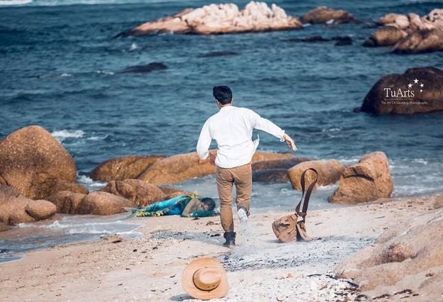 'Nàng tiên cá Quảng Nam' khiến dư luận xôn xao là ai? - ảnh 4