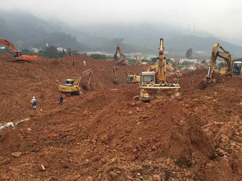 Cuộc sống của những người sống sót trong vụ lở đất ở Thâm Quyến - ảnh 6