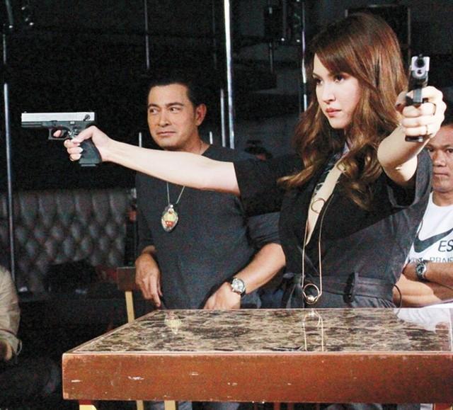 Hình ảnh mới của Maria Ozawa trong bộ phim 'tử tế' đầu tiên - ảnh 2