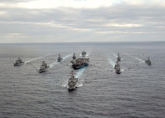 Báo Nga tiết lộ 6 hạm đội mạnh nhất thế giới hiện nay - ảnh 2