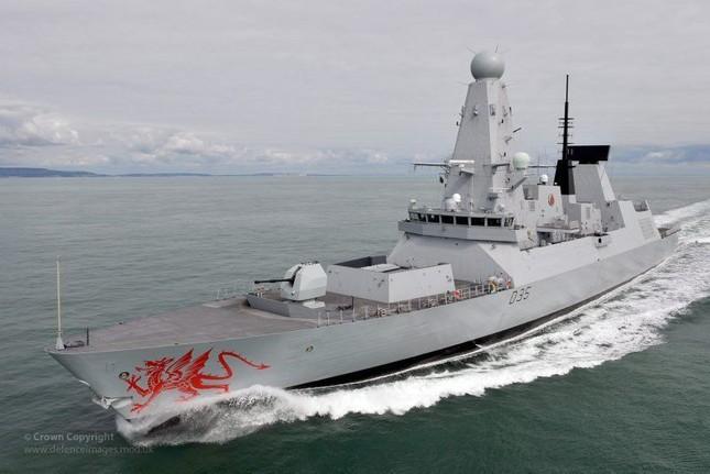Báo Nga tiết lộ 6 hạm đội mạnh nhất thế giới hiện nay - ảnh 3