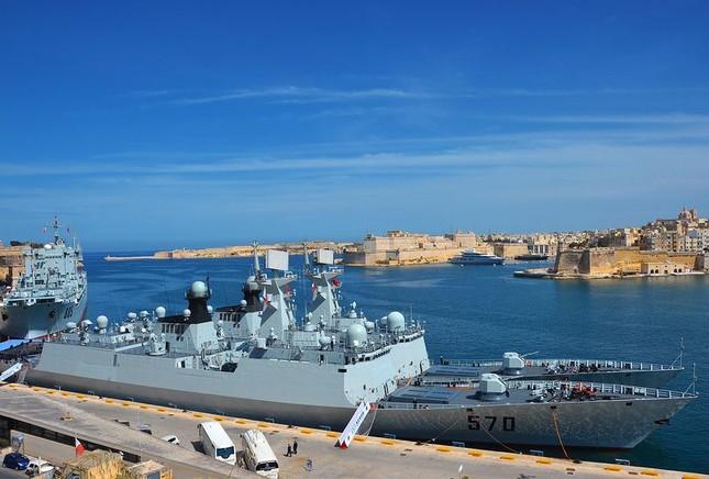 Báo Nga tiết lộ 6 hạm đội mạnh nhất thế giới hiện nay - ảnh 5