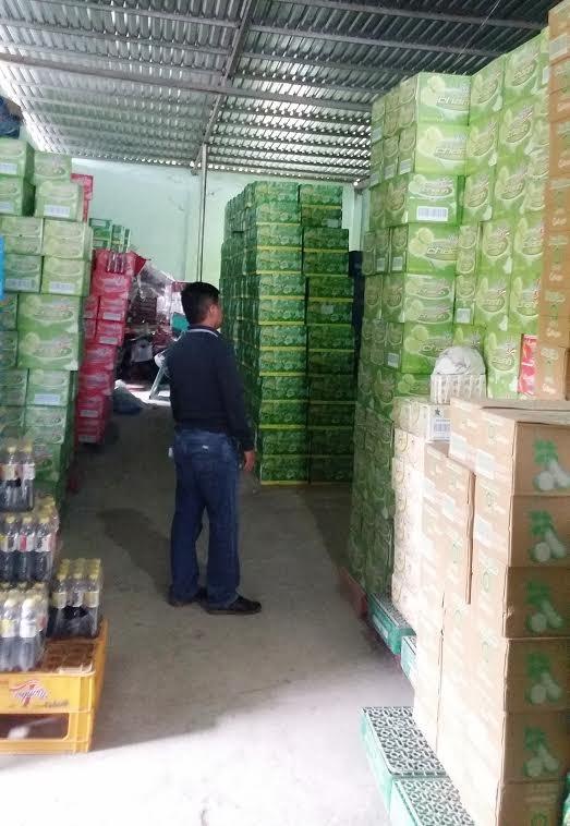 Phát hiện 64 chai Dr Thanh đóng cặn do đại lý bảo quản kém - ảnh 1