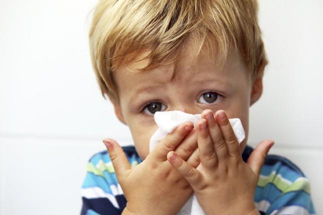 11 bệnh thường gặp ở trẻ nhỏ vào mùa đông mẹ nào cũng phải biết - ảnh 2