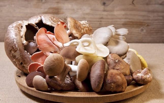 25 loại thực phẩm