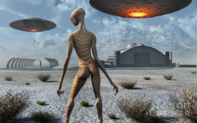 Người ngoài hành tinh là Chúa sáng tạo ra con người? - ảnh 2