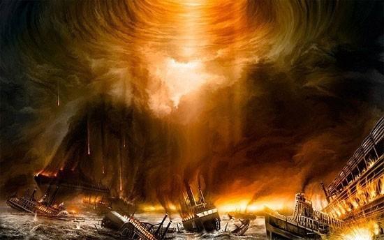 Vén màn bí ẩn vùng biển nghĩa địa đen Tam giác Rồng  - ảnh 1