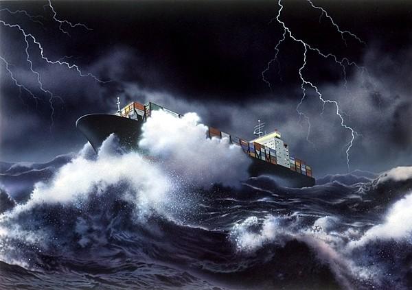 Vén màn bí ẩn vùng biển nghĩa địa đen Tam giác Rồng  - ảnh 5