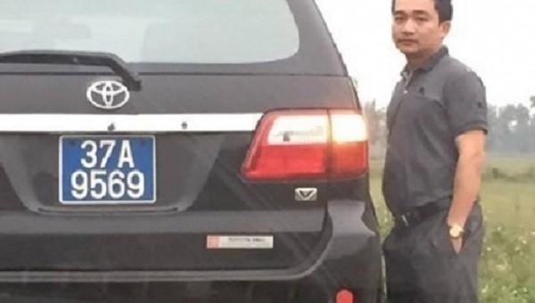 Vụ tài xế dùng xe công 'làm luật': Có dấu hiệu hình sự - ảnh 1