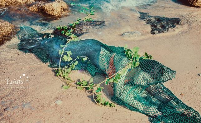 Lời giải thích của người tung tin bắt được 'nàng tiên cá 48 kg' - ảnh 1