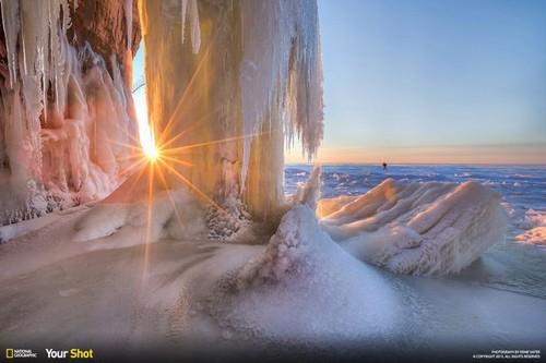 Những bức ảnh thiên nhiên ấn tượng nhất năm 2015 - ảnh 3