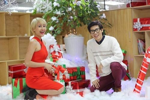 Giáng sinh 2015: MC đài VTV háo hức khoe ảnh - ảnh 4