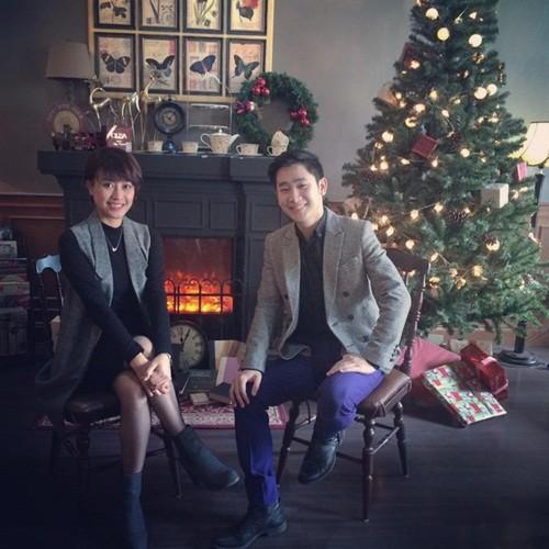 Giáng sinh 2015: MC đài VTV háo hức khoe ảnh - ảnh 5