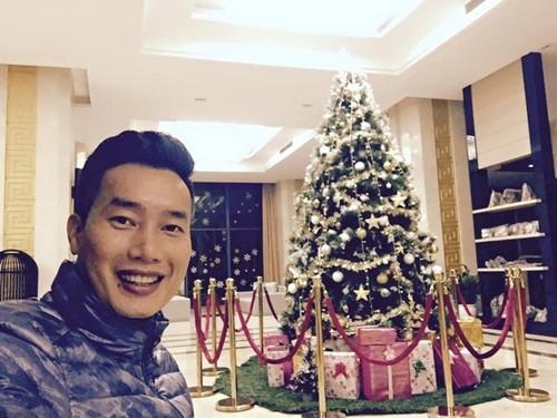 Giáng sinh 2015: MC đài VTV háo hức khoe ảnh - ảnh 7