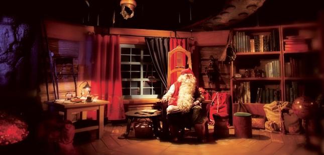 Đến thăm ngôi nhà có thật của ông già Noel ở Phần Lan - ảnh 3