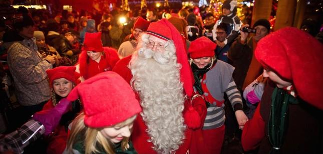 Đến thăm ngôi nhà có thật của ông già Noel ở Phần Lan - ảnh 4