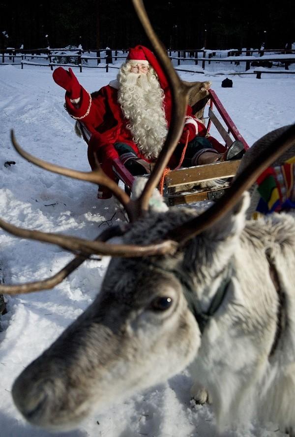 Đến thăm ngôi nhà có thật của ông già Noel ở Phần Lan - ảnh 6