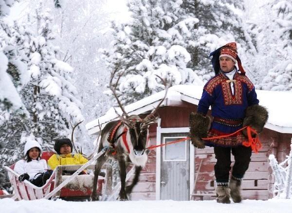 Đến thăm ngôi nhà có thật của ông già Noel ở Phần Lan - ảnh 7