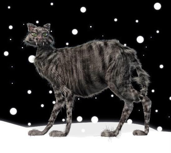 Truyền thuyết về quái vật trong Lễ Giáng sinh - ảnh 1