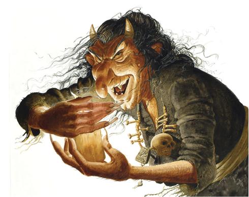 Truyền thuyết về quái vật trong Lễ Giáng sinh - ảnh 4
