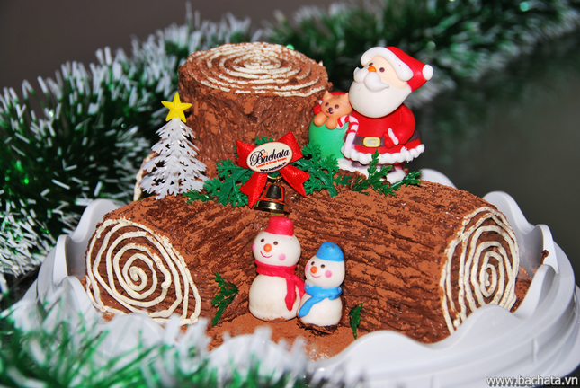 Những món ăn bắt buộc phải có trong lễ Giáng sinh - ảnh 2
