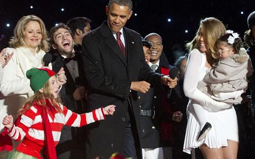 Tiết lộ danh sách nhạc Giáng sinh của Tổng thống Mỹ - ảnh 1
