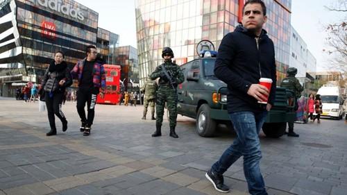 Cảnh báo nguy cơ tấn công ở Trung Quốc dịp Giáng sinh - ảnh 1
