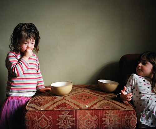 Bộ ảnh tuyệt đẹp mẹ chụp con gái bị hội chứng Down bẩm sinh - ảnh 9