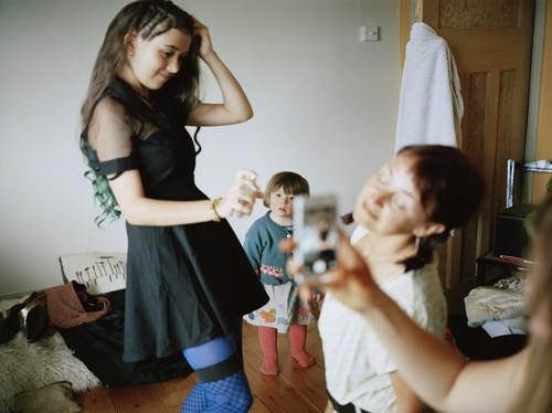 Bộ ảnh tuyệt đẹp mẹ chụp con gái bị hội chứng Down bẩm sinh - ảnh 2