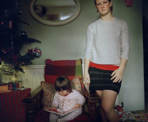 Bộ ảnh tuyệt đẹp mẹ chụp con gái bị hội chứng Down bẩm sinh - ảnh 1