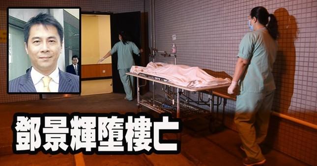 MC nổi tiếng Hồng Kông nhảy lầu tự tử do làm ăn thua lỗ - ảnh 1