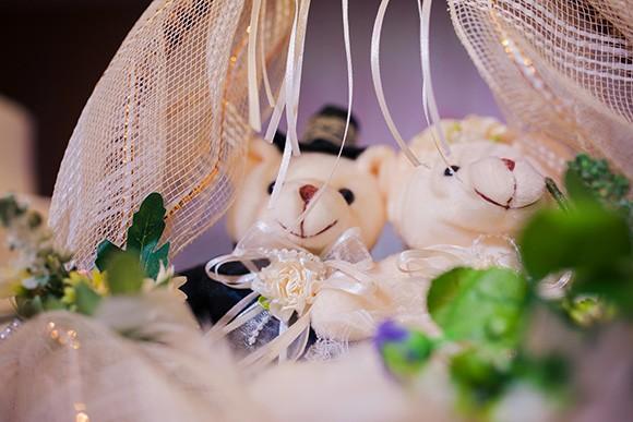 Đám cưới ngập tràn không khí Giáng sinh của Á hậu Diễm Trang - ảnh 11