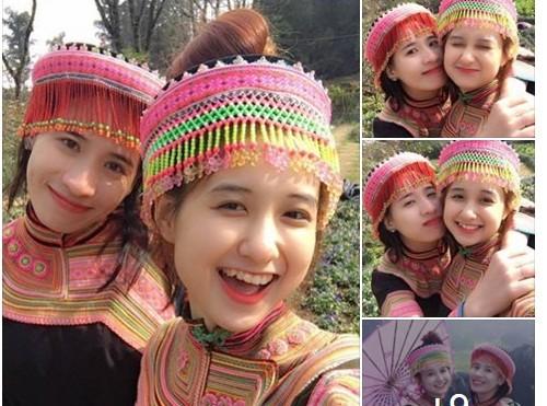 Chân dung cô gái dân tộc Mông xinh đẹp khiến dân mạng 'náo loạn' - ảnh 1