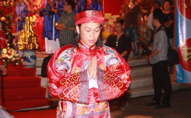 Hoài Linh sẵn sàng 'bán mạng' để xây dựng nhà thờ tổ - ảnh 1