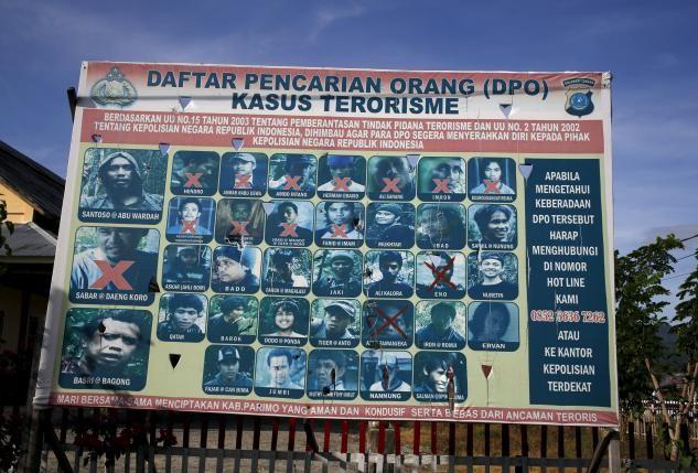 Indonesia tung đòn phủ đầu trước hiểm họa khủng bố IS - ảnh 1