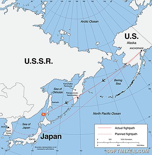 Nhật Bản bất ngờ tiết lộ thông tin Liên Xô bắn hạ máy bay Hàn Quốc - ảnh 2