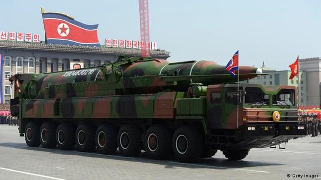 Triều Tiên có thể sản xuất đầu đạn hạt nhân chứa 5kg plutonium - ảnh 1