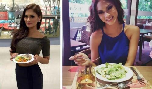 Ăn gì để quyến rũ như Tân Hoa hậu hoàn vũ 2015 - ảnh 2