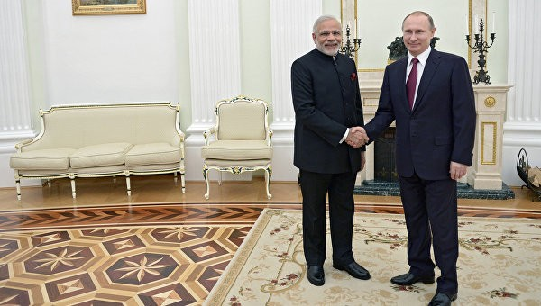 Nga và Ấn Độ cùng hợp tác chống IS - ảnh 1