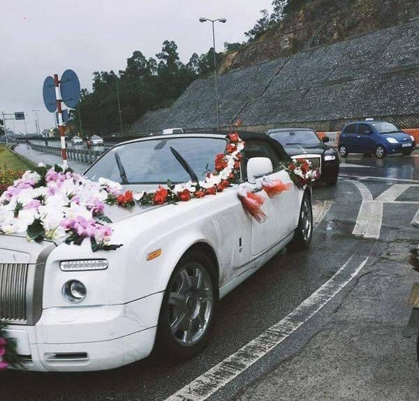 Điểm danh những đám cưới 'khủng' ở Việt Nam - ảnh 8