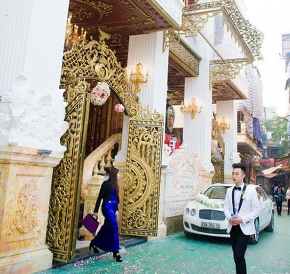 Điểm danh những đám cưới 'khủng' ở Việt Nam - ảnh 2