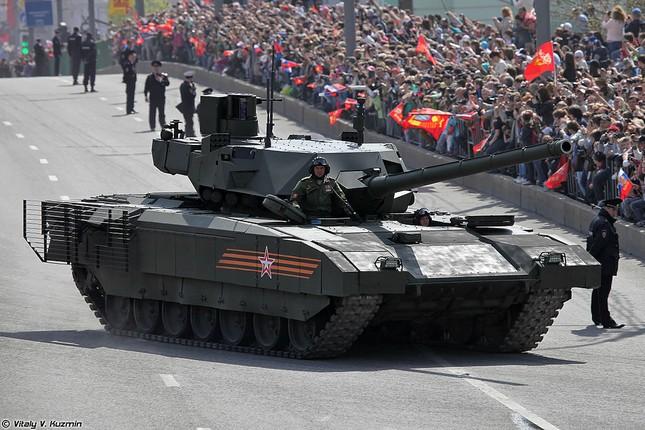 10 sự kiện quân sự nổi bật nhất năm 2015 do báo Nga bình chọn - ảnh 2